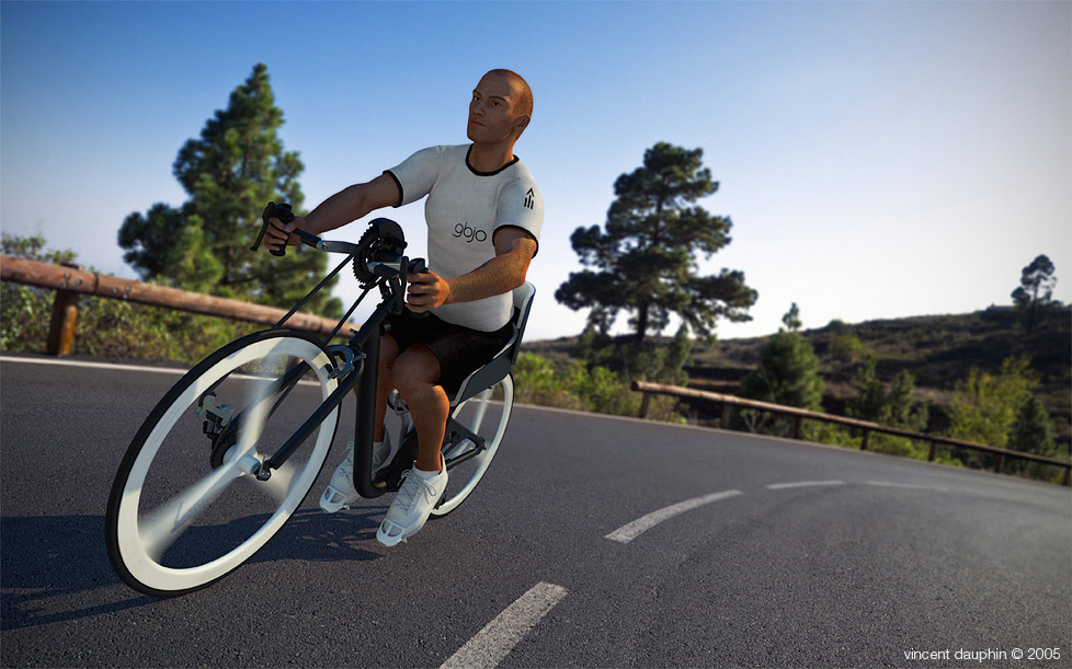GBJo vélo paraplégiques intégration