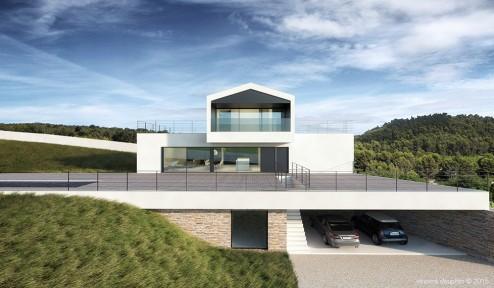 STÉPHANE LAURENS – Villa