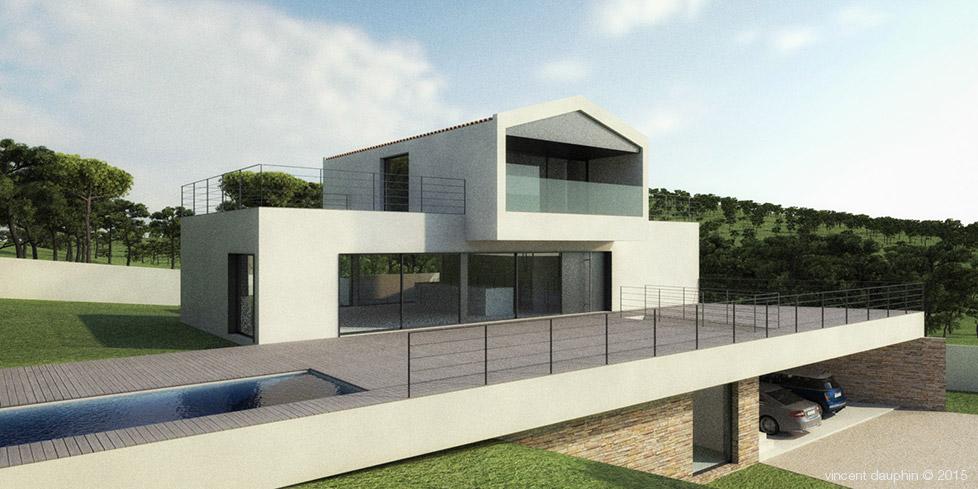 Cuges-Les-Pins Villa 03