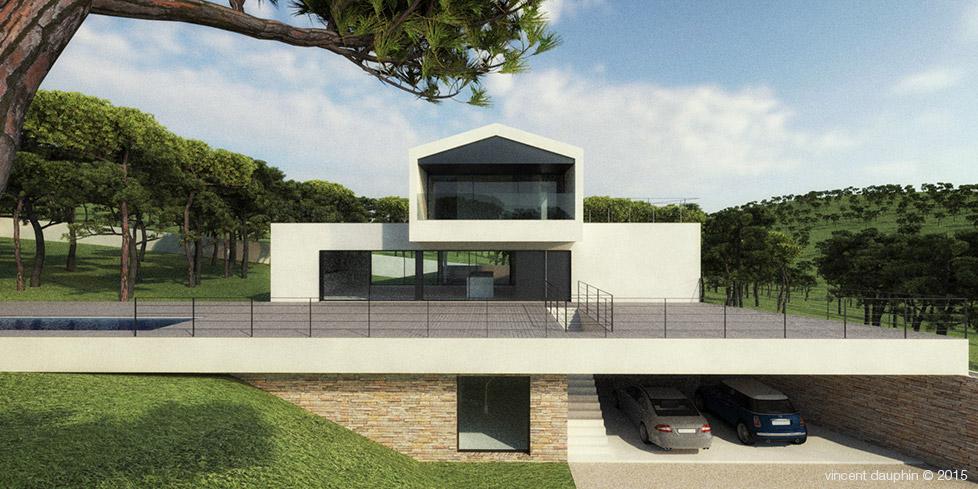 Cuges-Les-Pins Villa 04