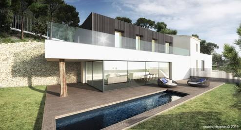STÉPHANE LAURENS – Villa Cassis